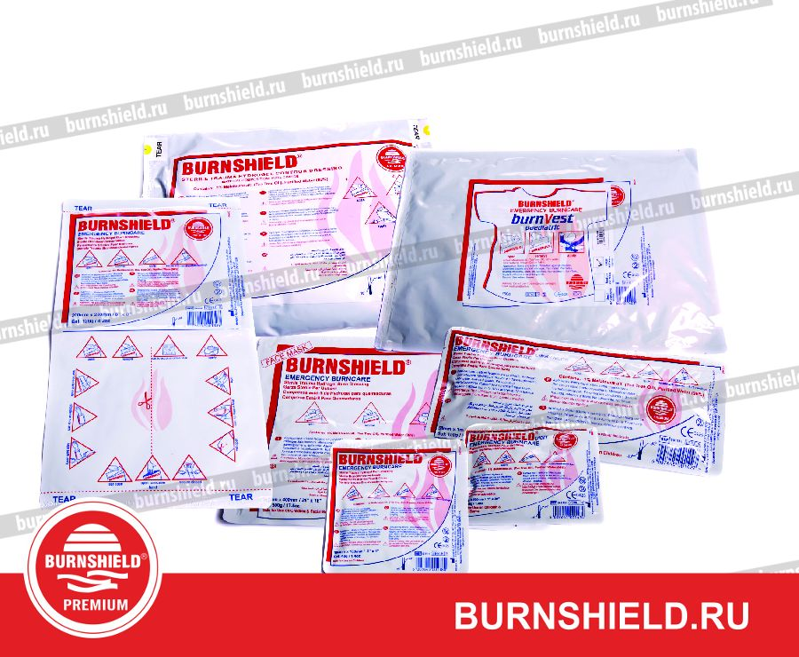 BURNSHIELD LIMB повязка общая 50мм х 1м